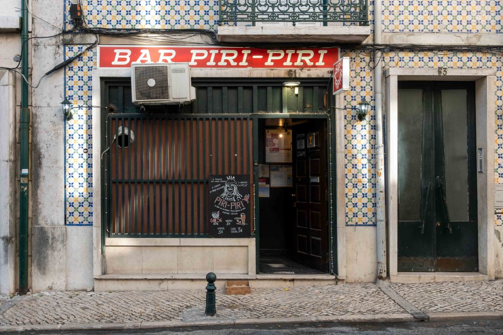 Bar Piri-Piri — Glória Bar